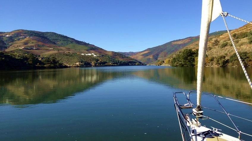 Douro à Vela; Douro River Cruise; Cruise in Portugal