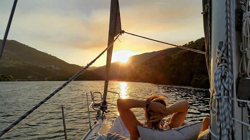 Douro à Vela; Cruise in Douro; River Cruise
