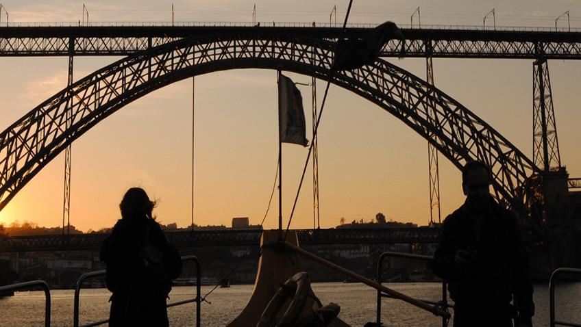 Douro Acima; River Cruise in Porto;