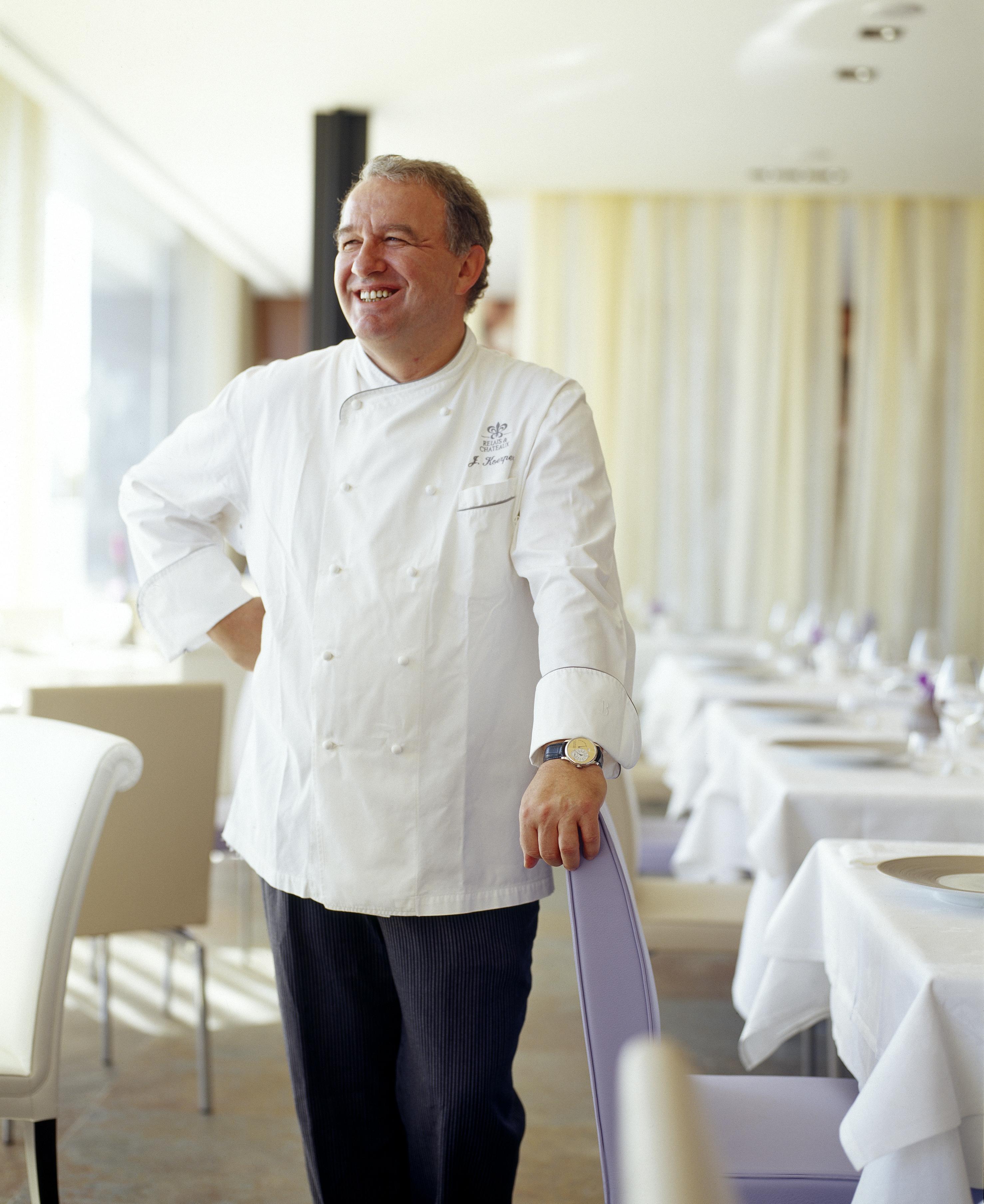 Eleven Restaurant - Chef Joachim Koerper