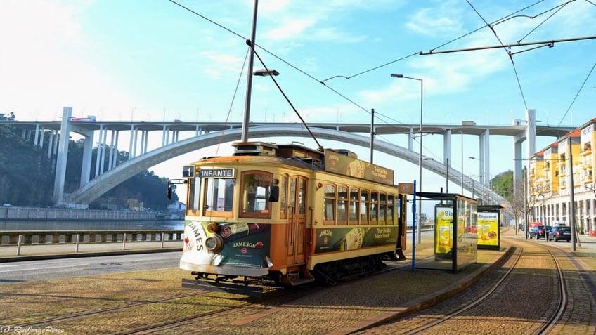 Foto Porto Tram