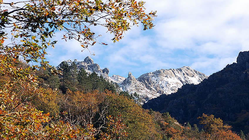 Geres National Park; Fall Destinations in Portugal; Fall Tour