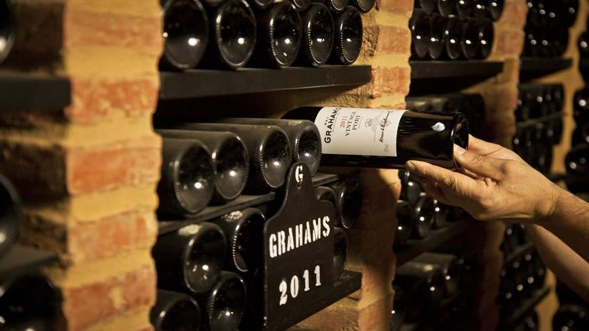 Graham's Port Lodge; Port Wine; Porto; Wine Cellar