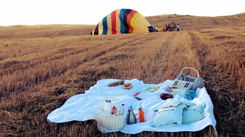 Herdade da Malhadinha Nova; Hot Air Balloon Flight Portugal; Alentejo