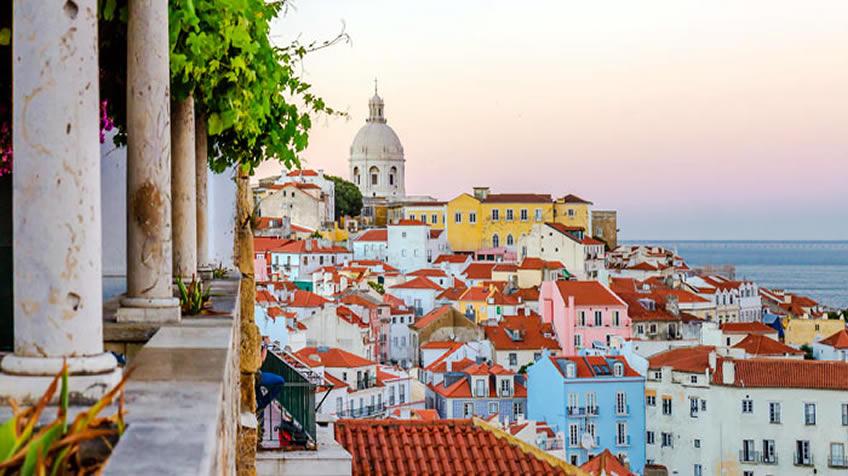 Lisboa - Miradouro