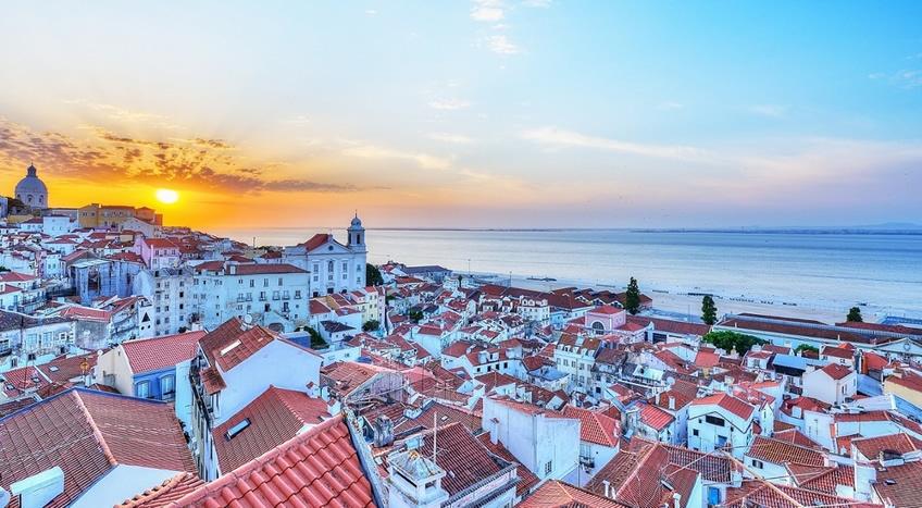 A View of Lisbon