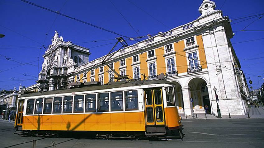 Lisbon Tram; Lisbon Main Sights