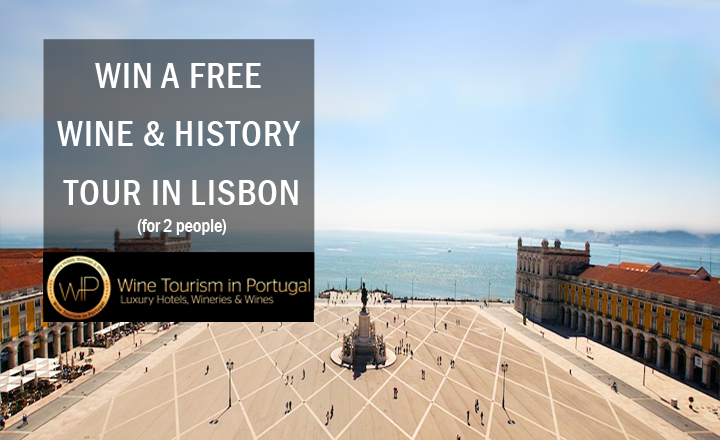 Wine & History Tour in Lisbon Contest Winner!