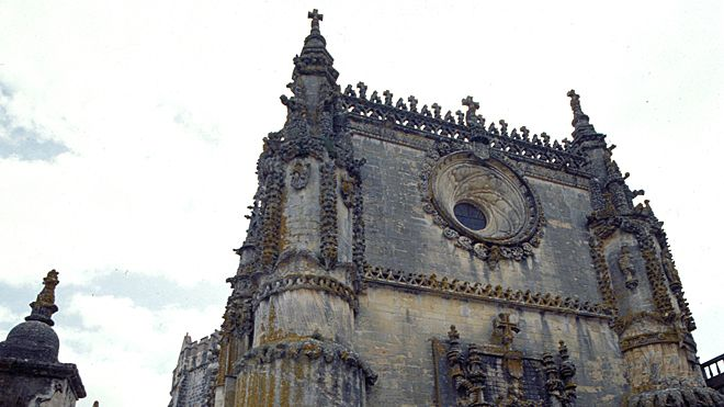 Convent of Christ at Tomar, Portugal
