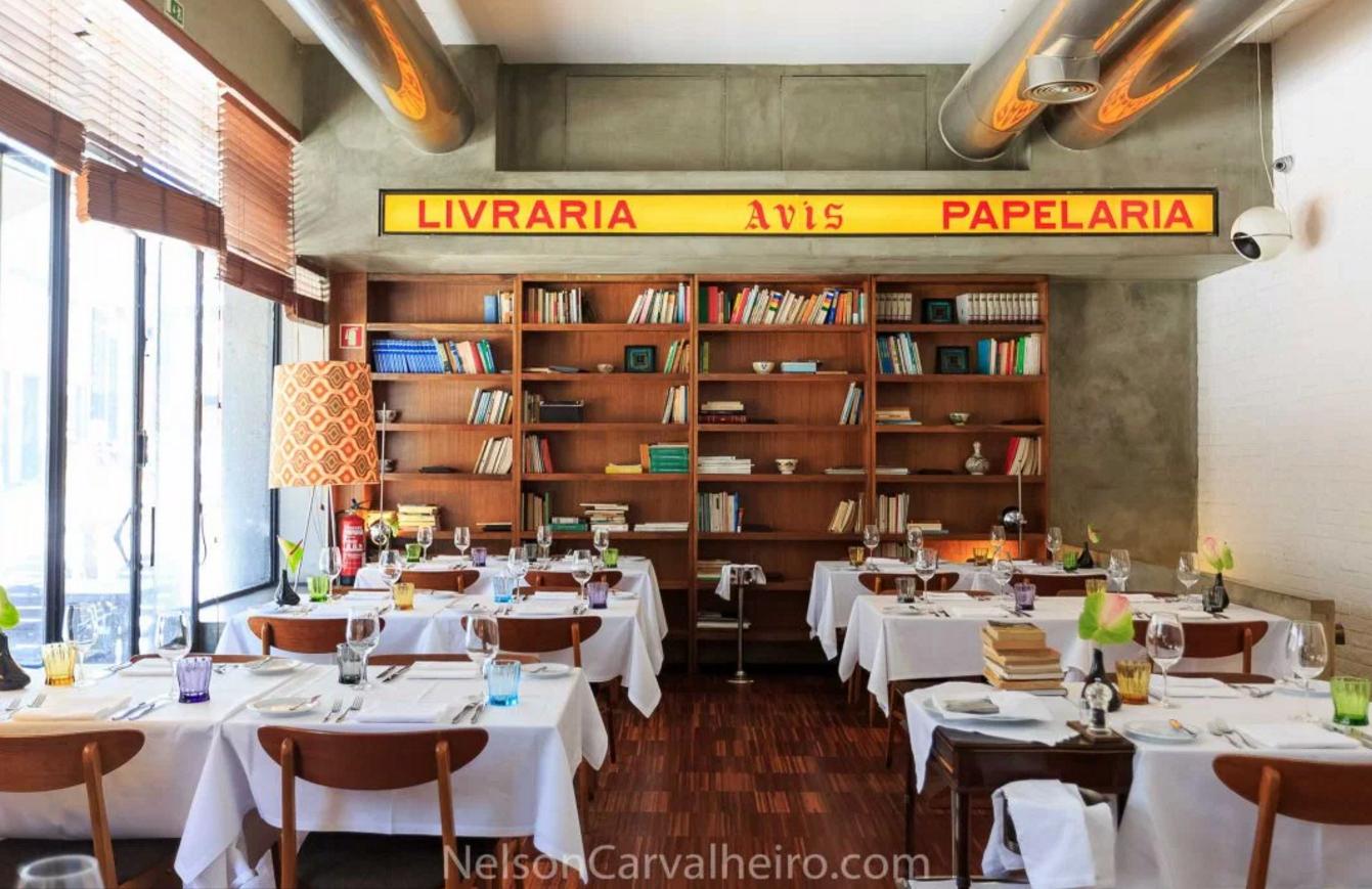 book restaurant, best restaurants in porto, restaurants in porto's city centre, restaurants in porto downtown