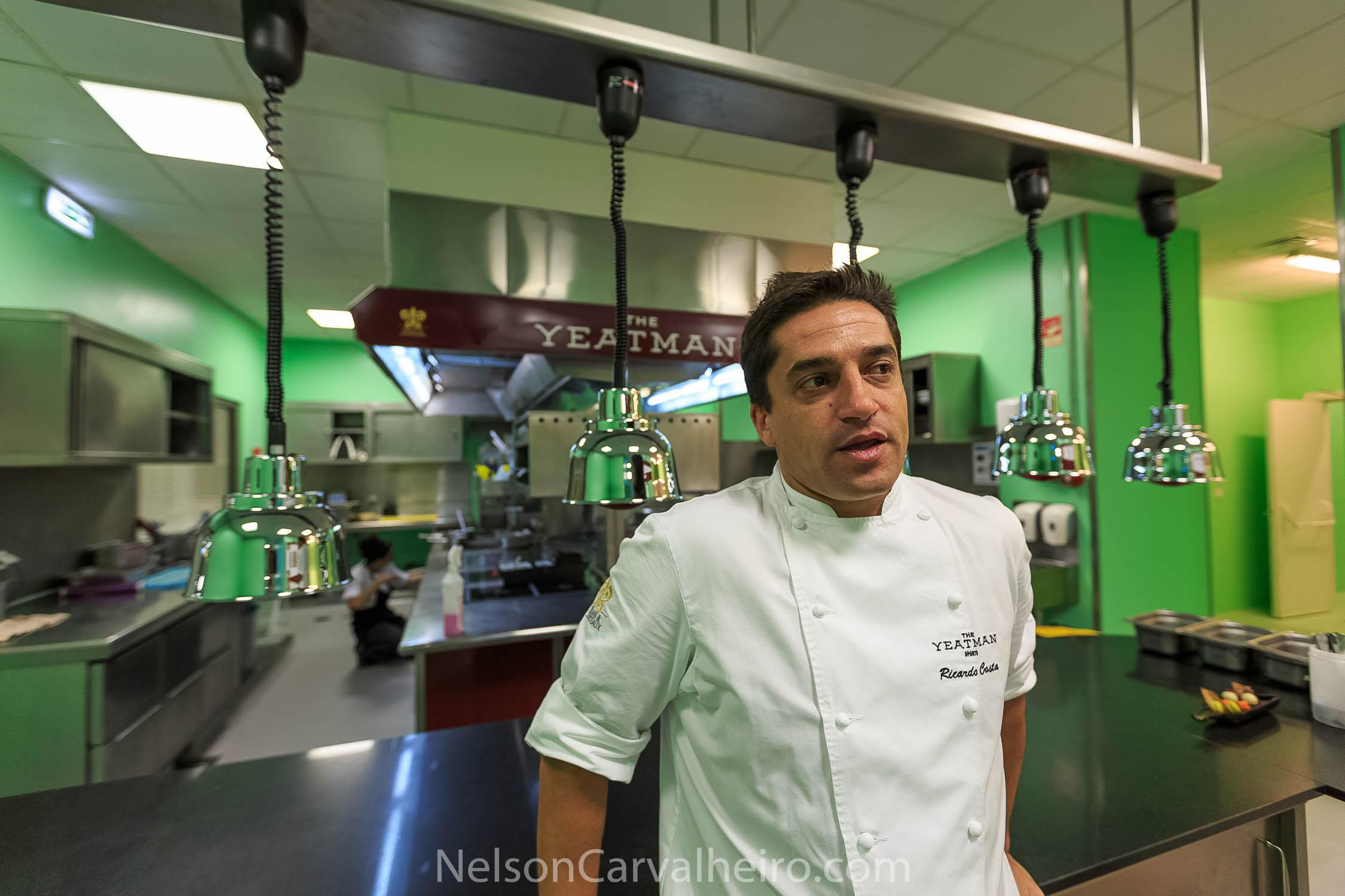 The Yeatman Gastronomic Restaurante - Chef Ricardo Costa