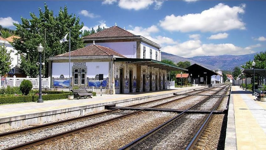 Train Tour in Douro
