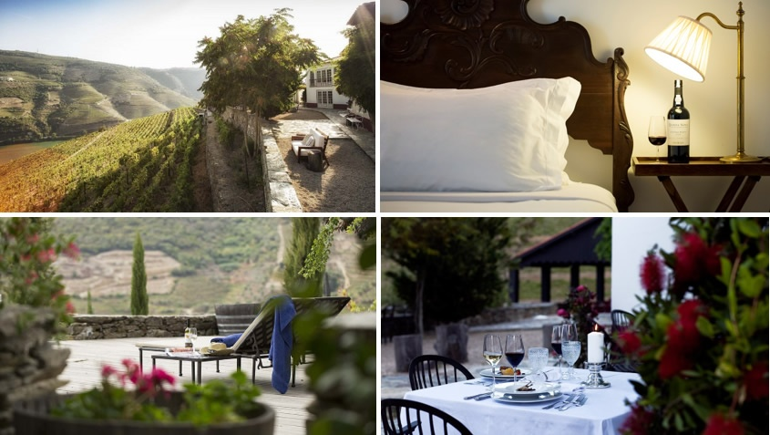 Quinta Nova Luxury Winery House; Places to Stay in Douro; Hotels in Douro; Wineries in Douro