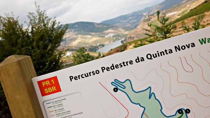 Quinta Nova Luxury Winery House; Walking trails Douro; Hiking in Douro
