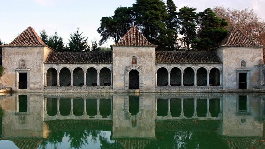 Bacalhoa Palace; Wine Tasting Lisbon