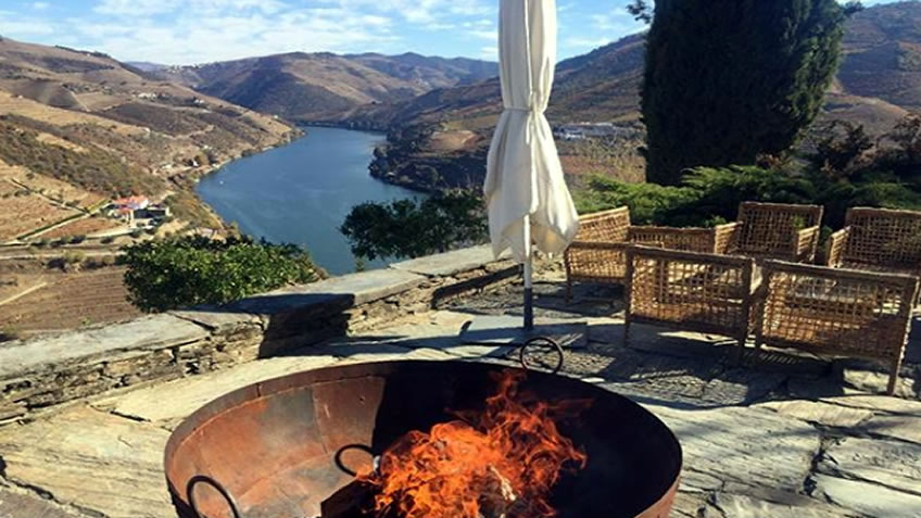 Quinta do Crasto; Restaurants in Douro