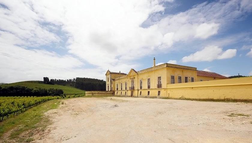 Quinta do Gradil - Casa Princiapl