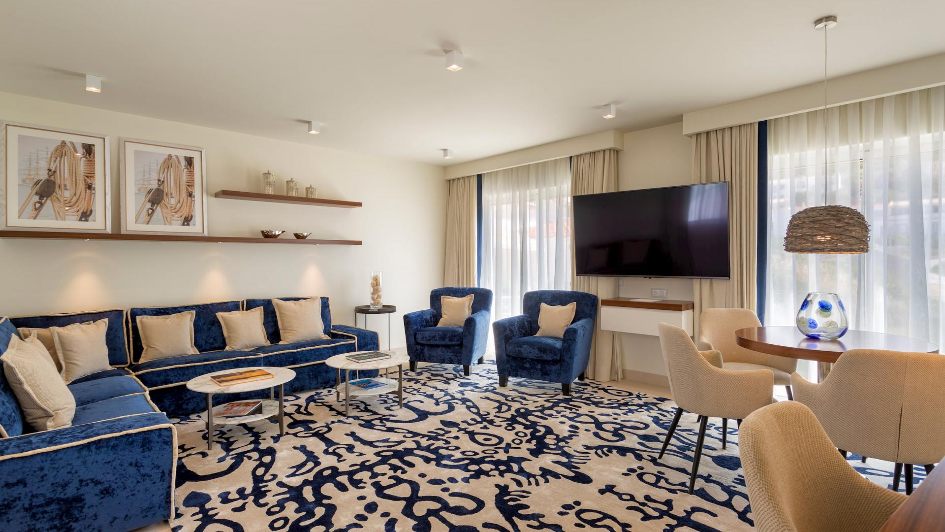 Residence Sol e Mar - Living Room 1