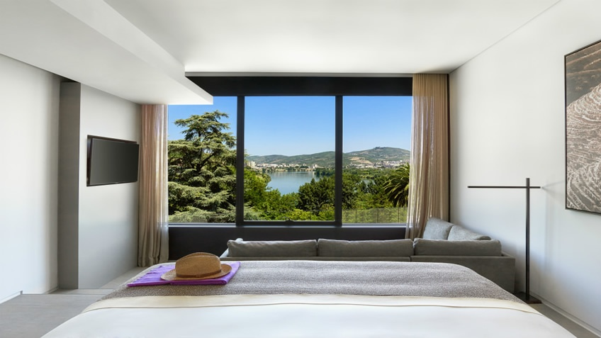 Six Senses Douro Valley; Wine Hotel in Douro
