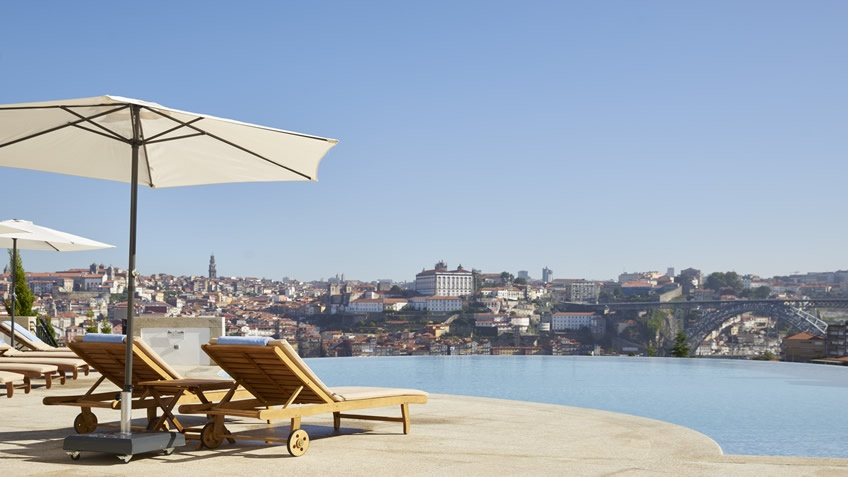 The Yeatman; Porto; Hotel