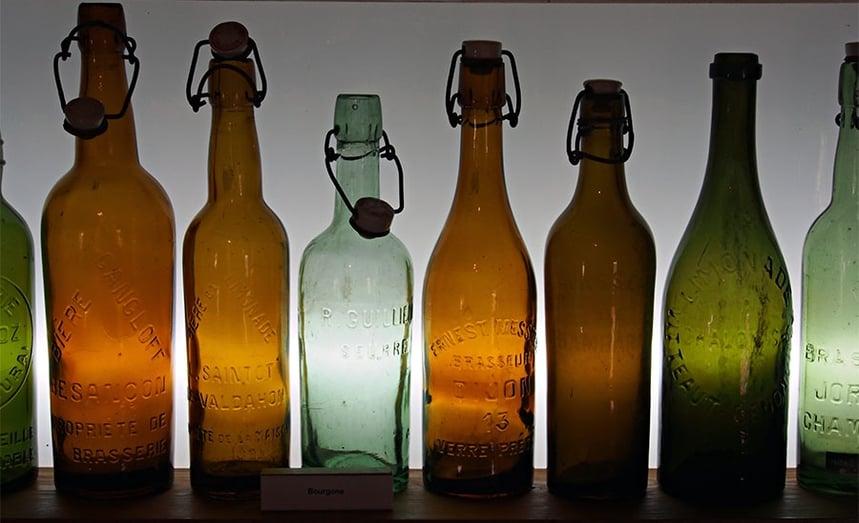 Use smaller bottles to preserve wine