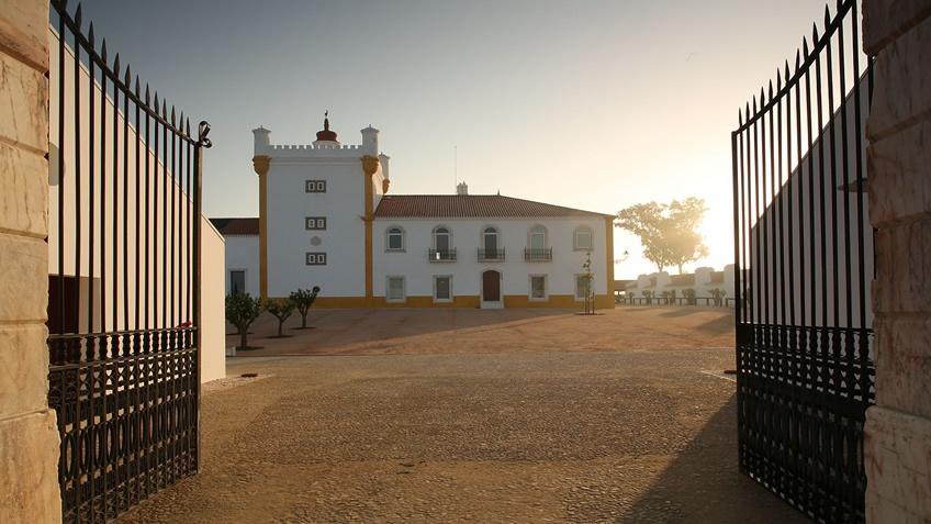 Torre de Palma; Hotel in Alentejo; Wine Tour in Alentejo