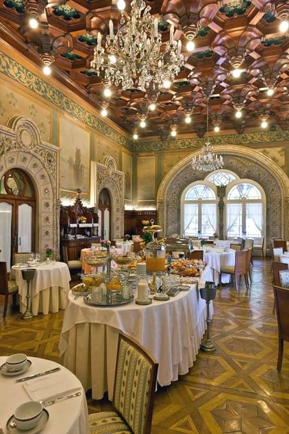Restaurante João Vaz, interior