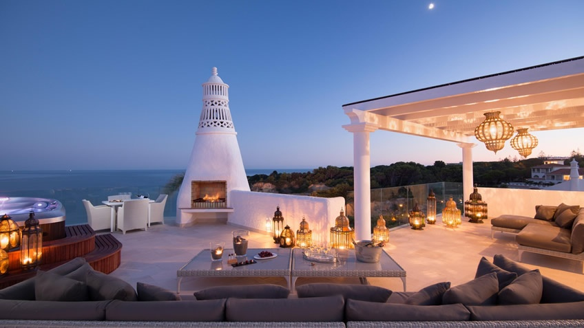 Vila Vita Parc; Algarve Tour