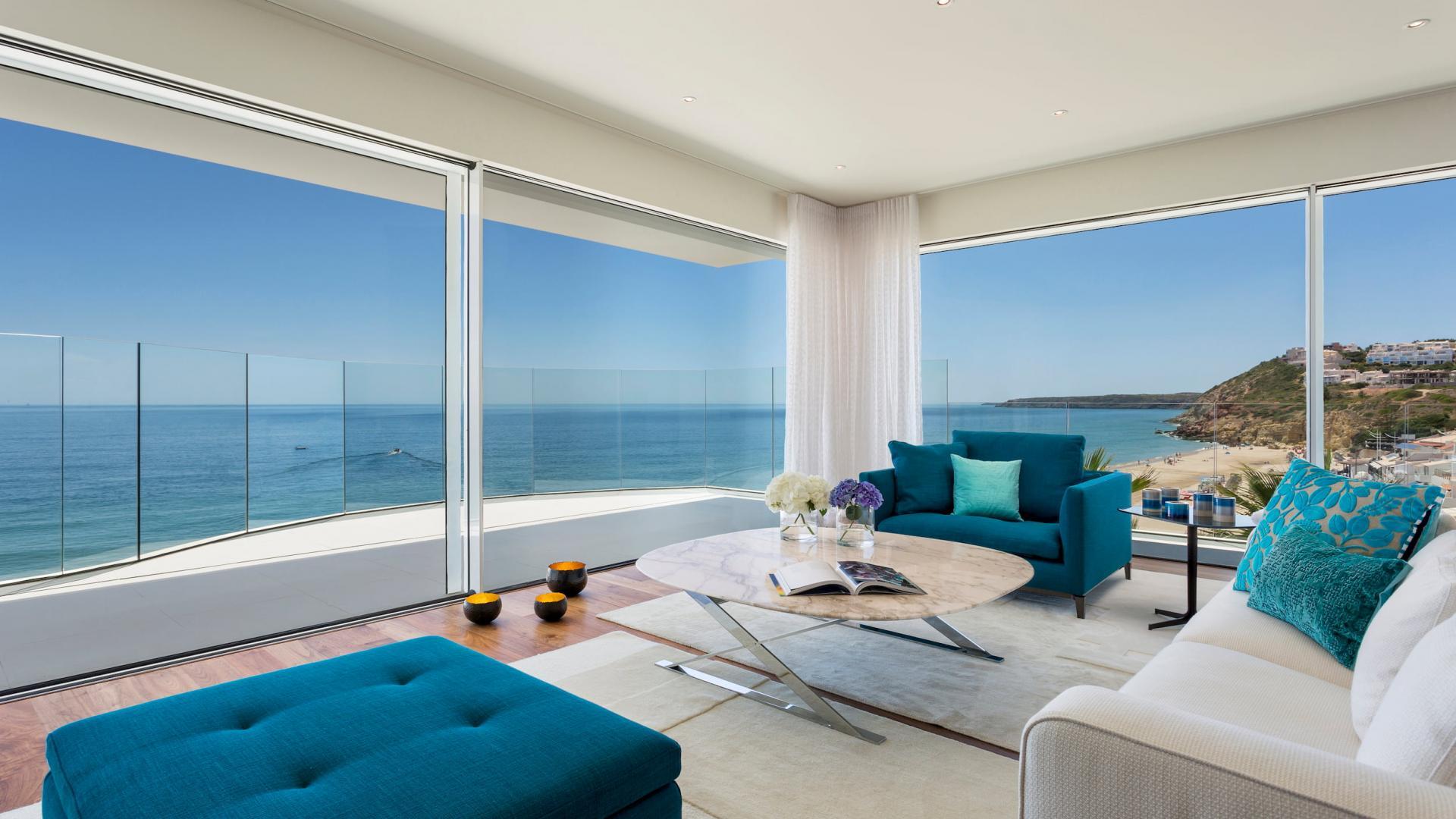 Villa Alegria - Living room 1
