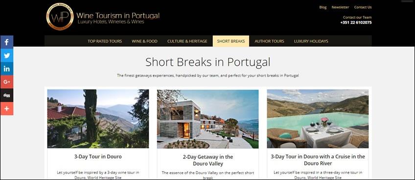 Custom Tours Portugal;