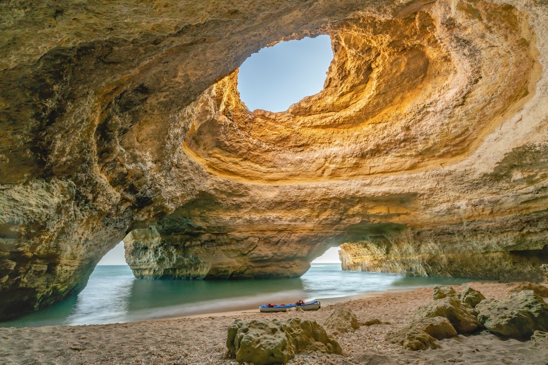 benagil-cave-algarve-portugal
