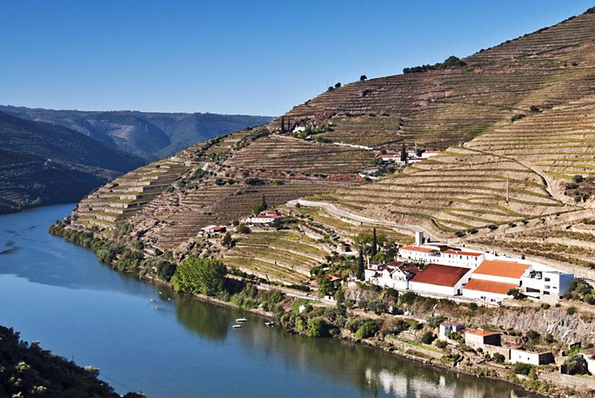 Best Douro Wineries - Quinta de la Rosa