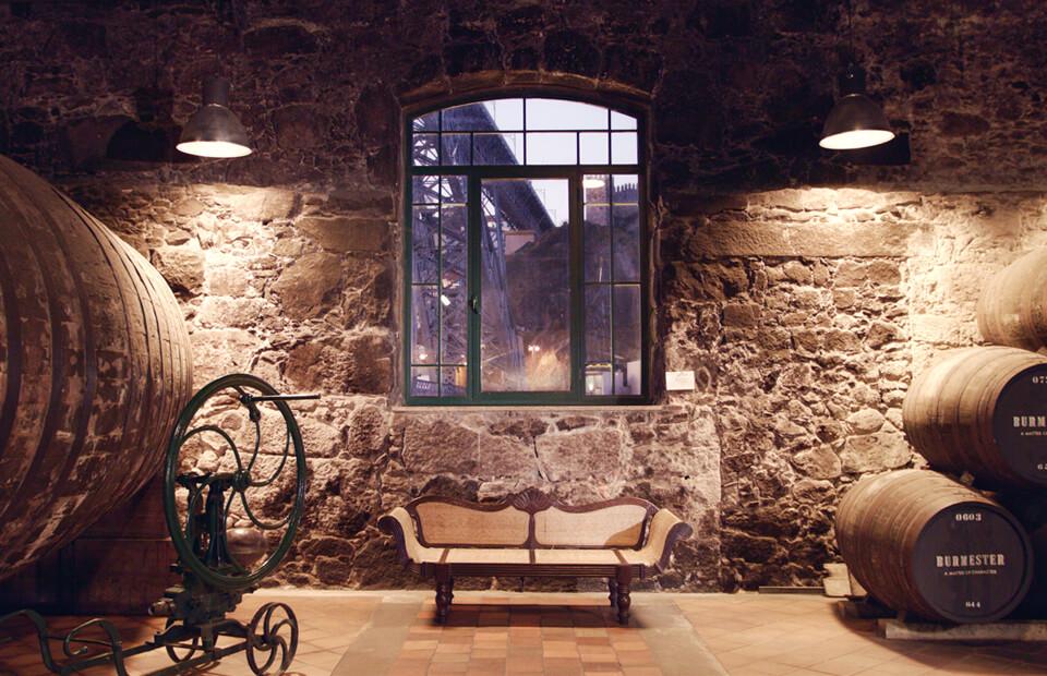 Burmester Cellar