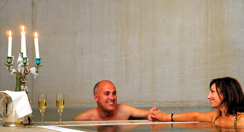 SPA and Jacuzzi at Carmo's Boutique Hotel