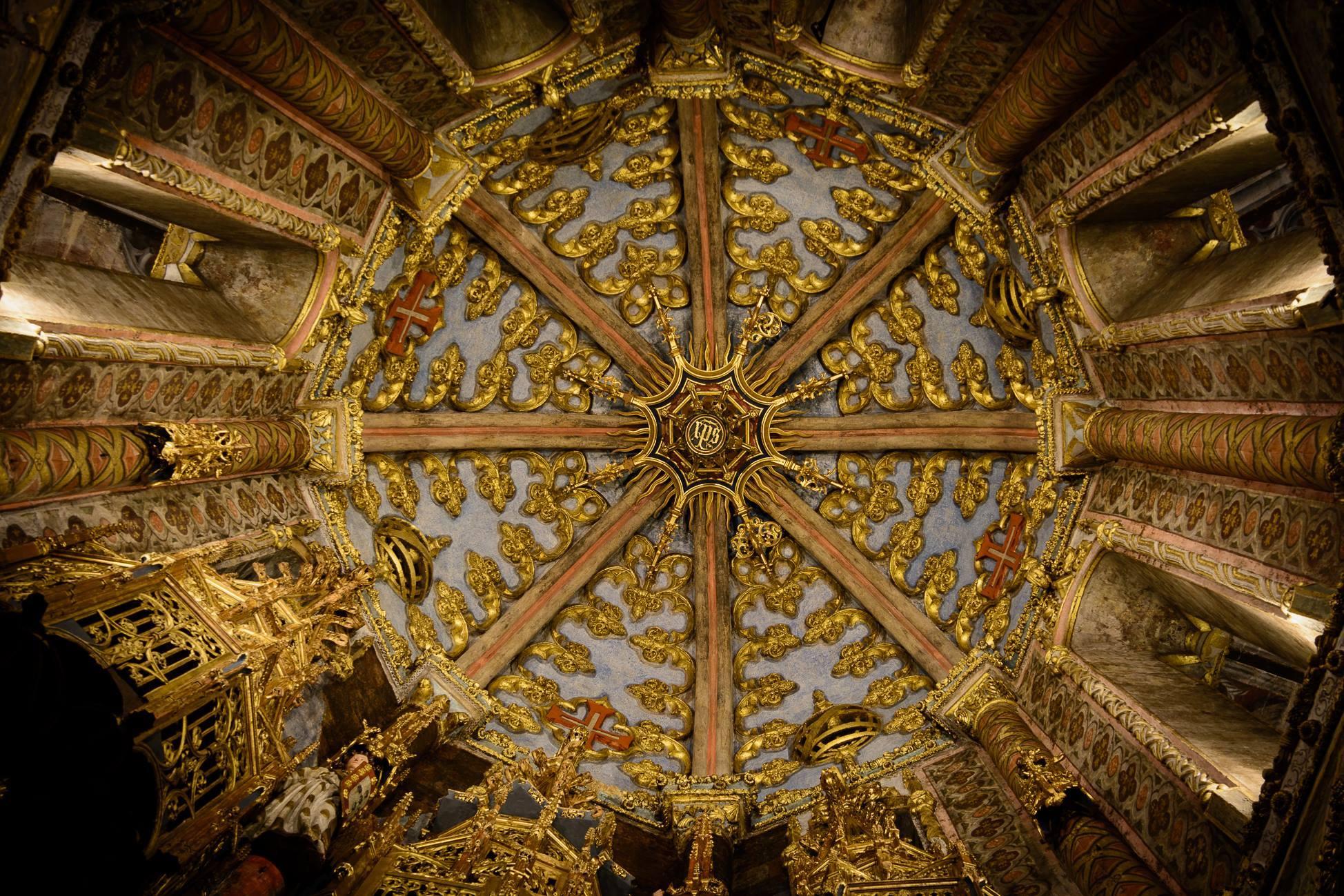 Charola, The Knights Templar chapel