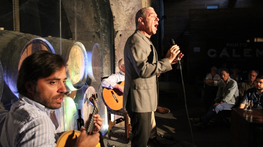 Fado at Caves Calem
