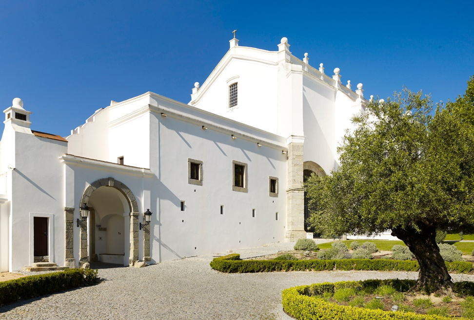 Holidays in Alentejo - Convento do Espinheiro