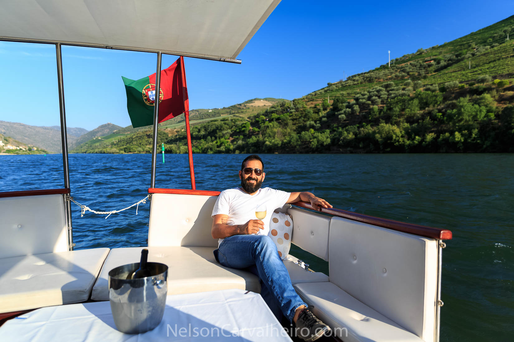 Nelson Carvalheiro Wine Cruise in Douro