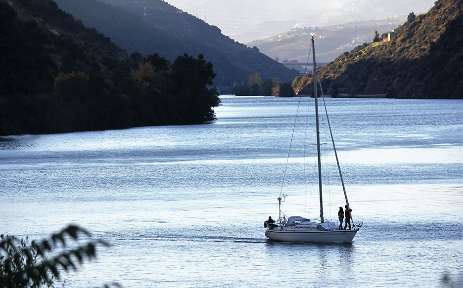 Douro à Vela Boat