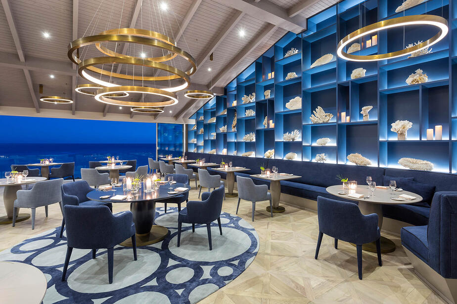 Ocean restaurant Vila Vita Parc