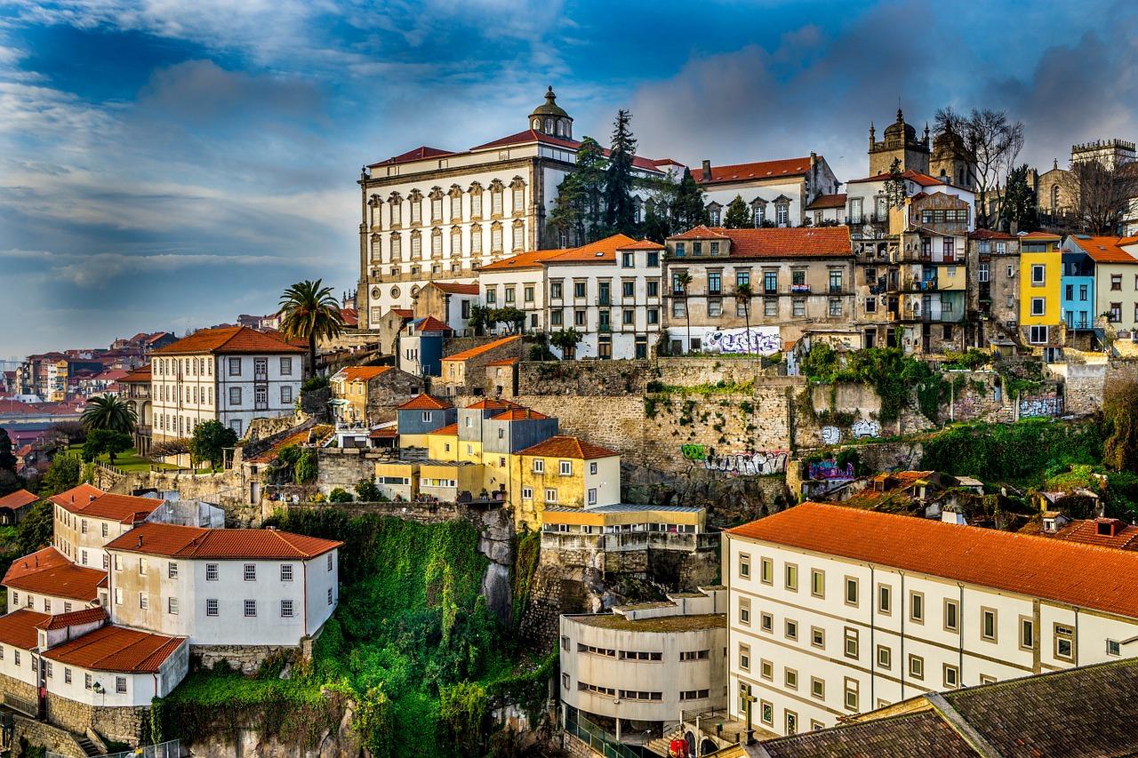 Old Town Porto