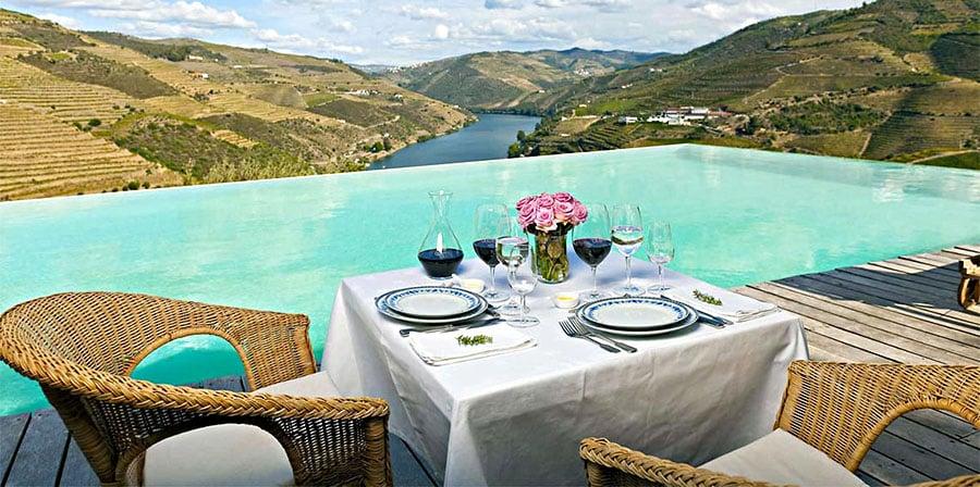 Quinta do Crasto Luxury Winery
