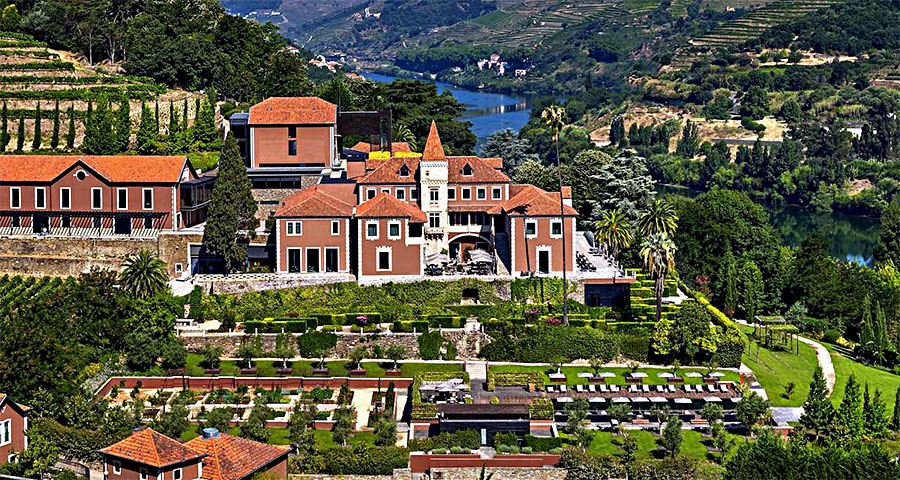 Six Senses Douro Valley Luxury Resort