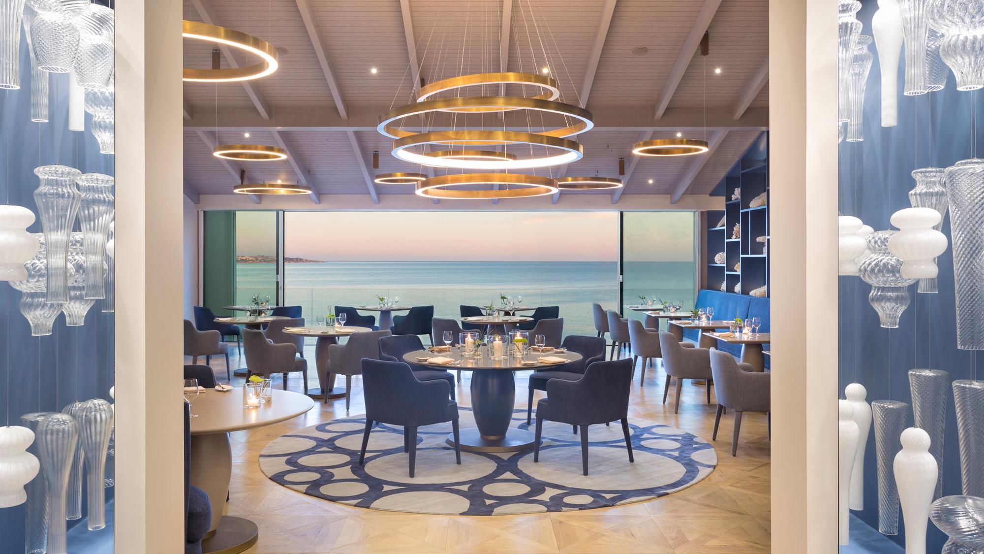 Michelin Starred Ocean Restaurant