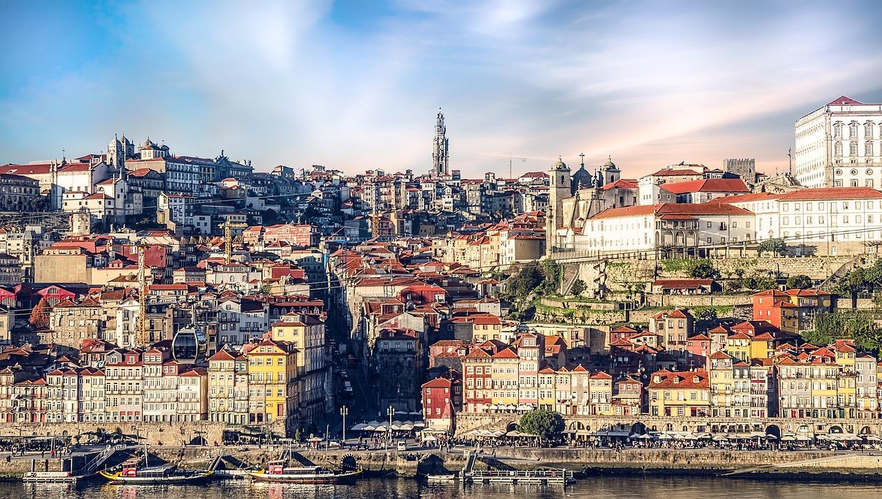 Ribeira and Downtown Porto