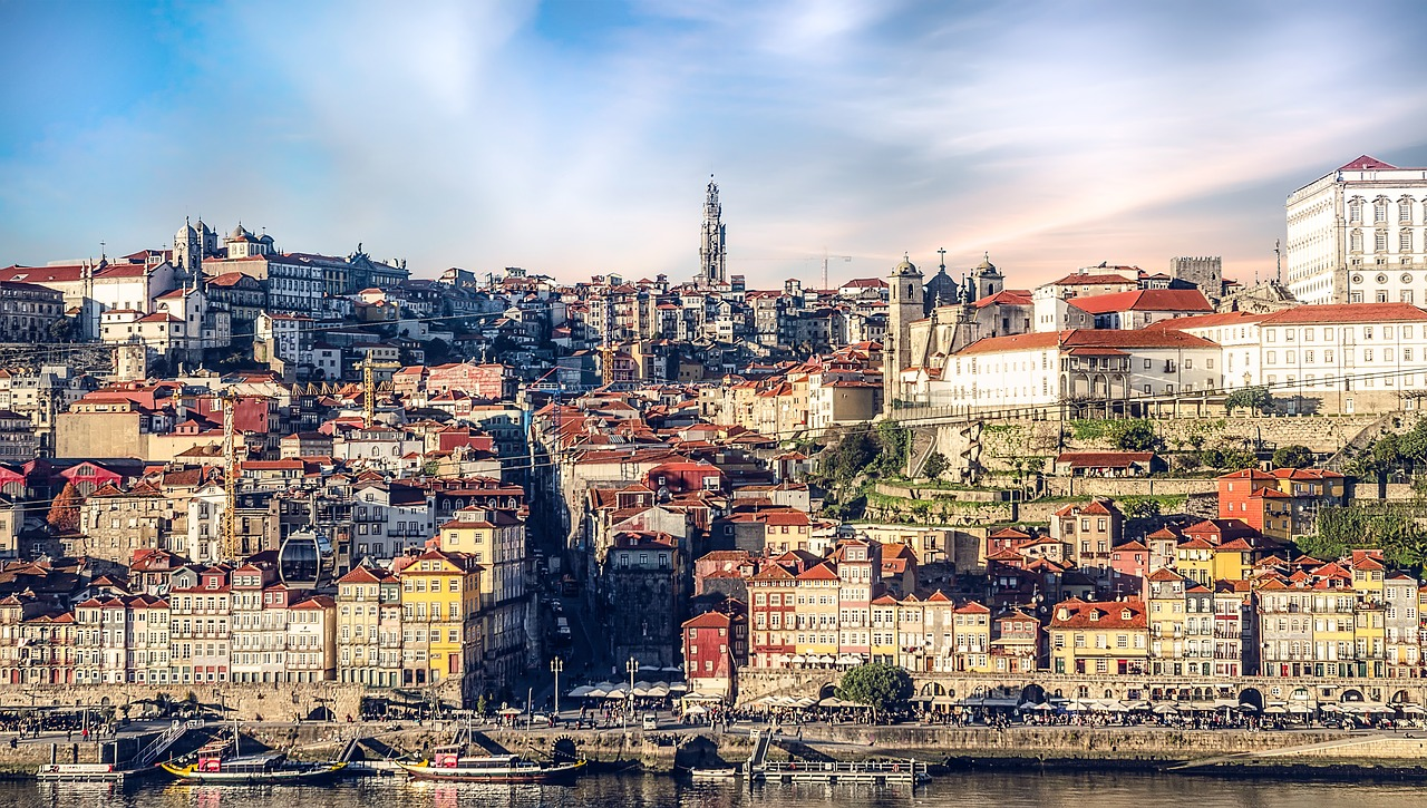 Ribeira and Downtown Porto