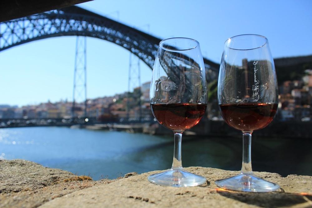 Burmester's view over Douro, wine tasting, port wine cellars tour.jpg