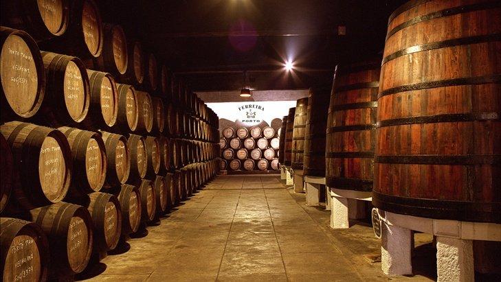 caves Ferreira, wine tasting, port wine cellars tour.jpg