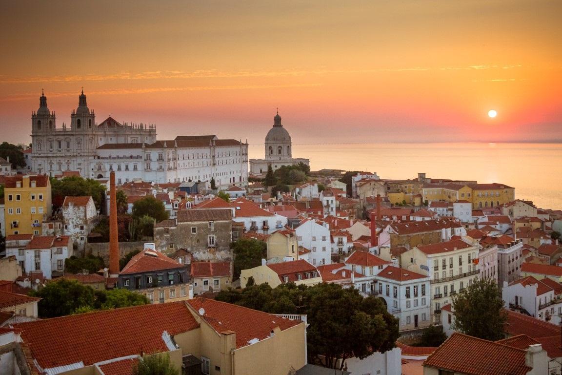 Spring Break in Lisbon
