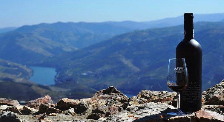quinta_do_portal wine tour in europe, Portugal